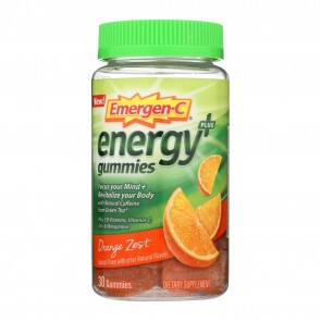 Emergen-C Energy plus Gummies
