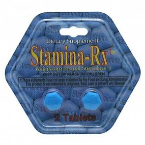 Hi-Tech Stamina RX 2 Tablets