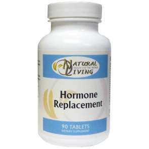 Natural Living Hormone Replacement 90 Tablets