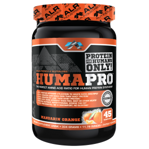 Humapro Powder Mandarin Orange Amino Acid Complex (11.78 ounces) 45 Servings by ALR Industries