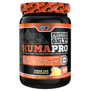 Humapro Powder Fresh Cut Pineapple Amino Acid Complex (11.78 ounces) 45 Servings by ALR Industries
