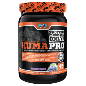Humapro Powder Sour Grape Amino Acid Complex (11.78 ounces) 45 Servings by ALR Industries