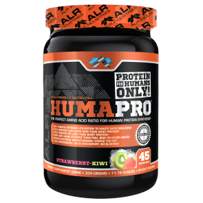 Humapro Powder Strawberry Kiwi Amino Acid Complex (11.78 ounces) 45 Servings by ALR Industries