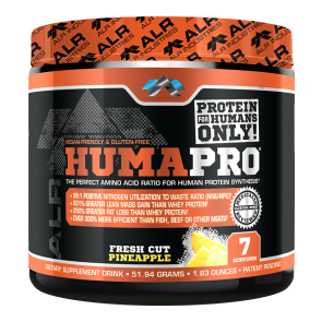 ALR Industries HumaPro Fresh Cut Pineapple 7 Servings