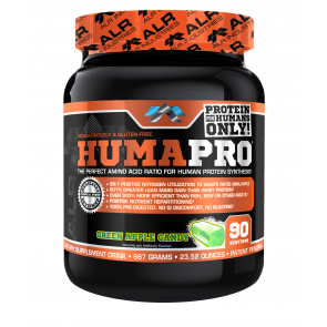 ALR Industries Humapro Powder Green Apple 667 grams