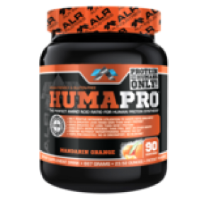 ALR Industries Humapro Powder Mandarin Orange 667 grams (23.52 ounces) 90 Servings