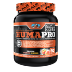 ALR Industries Humapro Powder Exotic Peach Mango 667 grams (23.52 ounces) 90 Servings