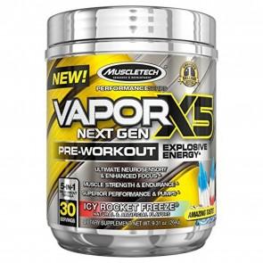 Vapor X5 | Vapor X5 Next Gen Pre-Workout Icy Rocket Freeze