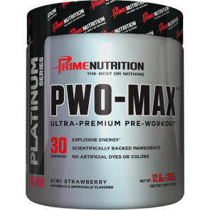 PWO MAX Kiwi Strawberry