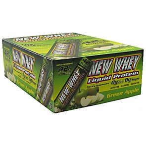 IDS New Whey Liquid Protein Green Apple 42g, 12 Pack