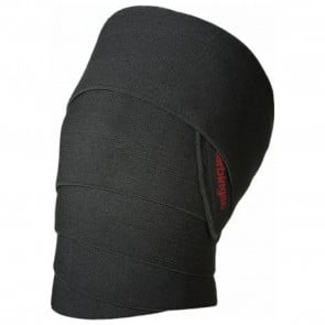 Harbinger Power Knee Wraps Black