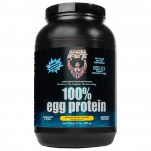 Healthy 'N Fit 100% Egg Protein Banana 2 lbs