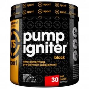 Top Secret Pump Igniter Black Fruit Punch