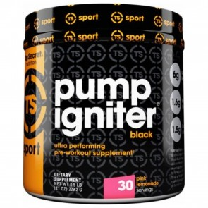 Top Secret Pump Igniter Black Pink Lemonade