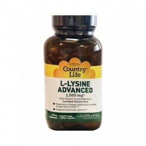 L Lysine Advanced 1500mg
