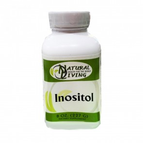 Inositol 8 Ounces by Natural Living