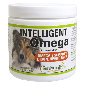Terry Naturally Intelligent Omega from Salmon