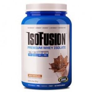 Gaspari Nutrition IsoFusion Premium Whey Isolate Milk Chocolate 1.6 lbs