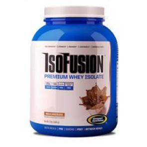 Gaspari Nutrition IsoFusion Premium Whey Isolate Milk Chocolate 3 lb
