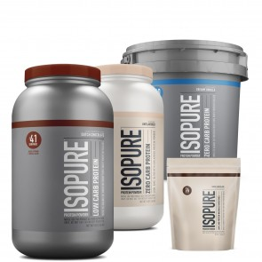 Nature's Best Isopure (Zero Carb/Low Carb/Natural)