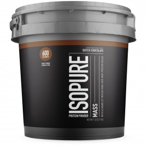 Nature's Best Isopure Mass Dutch Chocolate 7 lb