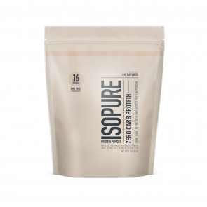 Nature's Best Isopure Zero Carb Unflavored 1 lb