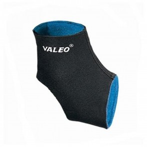 Pull-On Ankle Support Black S/M (VA4657SD) by Valeo