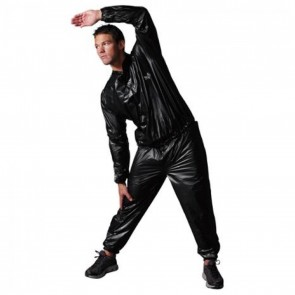 Sauna Suit LG/XL Black (VA1350LX) by Valeo