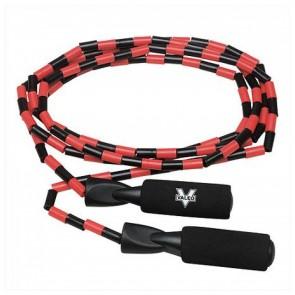 Beaded Jump Rope Black/Red (VA4510MU) by Valeo