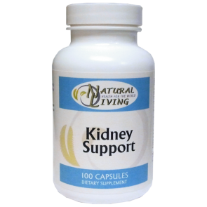 Natural Living Kidney Support 100 Capsules