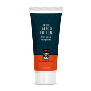 Natural Tattoo Care | Natural Tattoo Lotion
