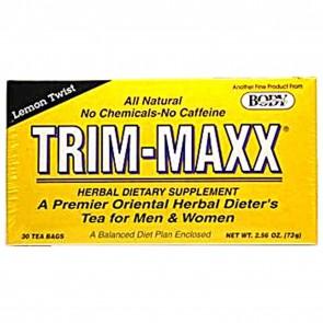 Body Breakthrough Trim-Maxx for Men and Women Lemon Twist 30 Tea Bags