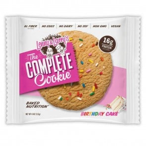Lenny & Larry's The Complete Cookie Birthday Cake 4 oz (113 g) Each