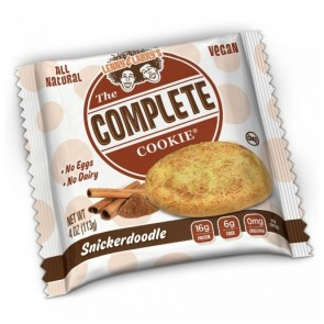 Lenny & Larry's The Complete Cookie Snickerdoodle 4 oz (113 g) Each