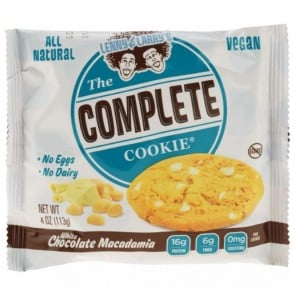Lenny & Larry's The Complete Cookie White Chocolate Macadamia 4 oz (113 g) Each