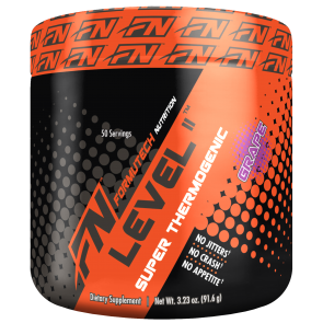 Level II Super Thermogenic Grape 50 Servings (91.6g) by Formutech Nutrition