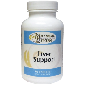 Natural Living Liver Support 90 Tablets