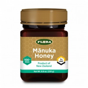 Flora Manuka Honey 100+ MGO 250 grams