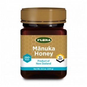 Flora Manuka Honey 250+ MGO 250 Grams