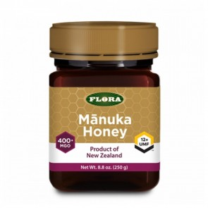 Flora Manuka Honey 400+ MGO 250 Grams