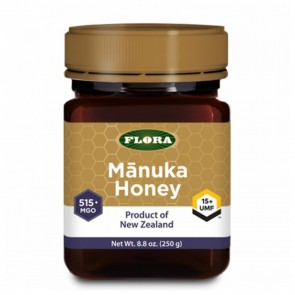Flora Manuka Honey 515+ MGO 250 Grams