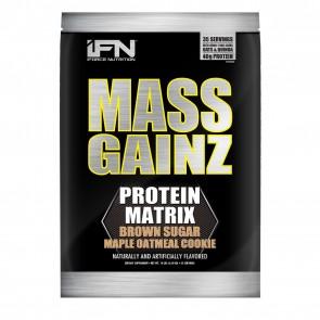 Mass Gainz Brown Sugar Maple Oatmeal 10lb by iForce Nutrition