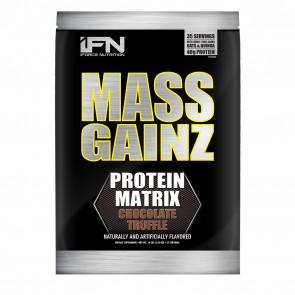 Mass Gainz Chocolate Truffle 10lb by iForce Nutrition