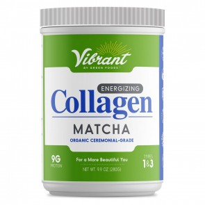 Green Foods Vibrant Energizing Collagen Matcha 280G