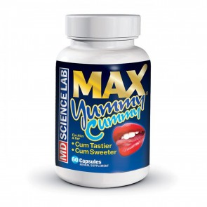 Max Yummy Cummy 60 Capsules by MD Science Lab