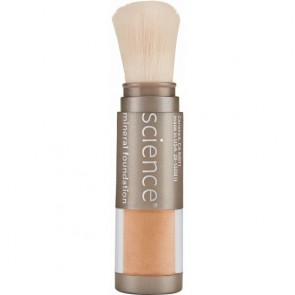 Loose Mineral Foundation Brush SPF 20 Medium Sand | SPF 20 Medium Sand