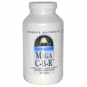 Mega Vitamin C-B-R 250ct