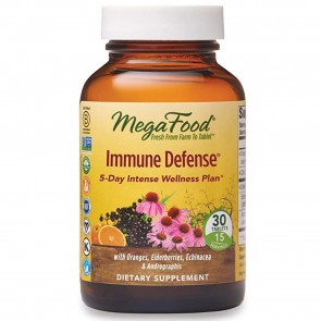 MegaFood Immune Defense 30 Tablets
