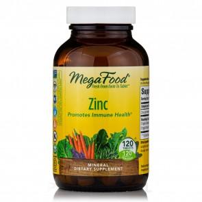 MegaFood Zinc 120 Capsules