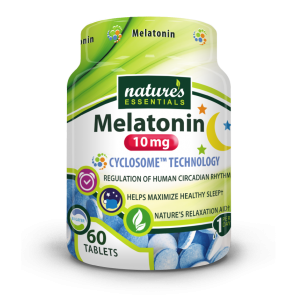 Nature's Essentials Melatonin 10mg 60 Tablets
